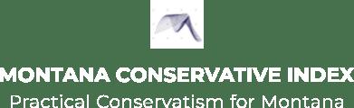 Montana Conservative Index Logo